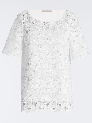 Блуза біла | 4965434