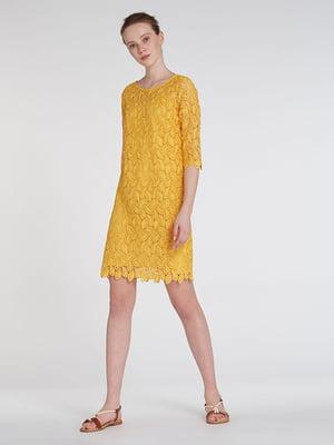 Сукня жовта | 4965472