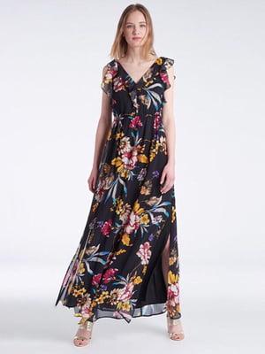 Сукня в квітковий принт | 4965485