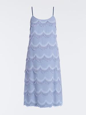 Сукня блакитна | 4965491