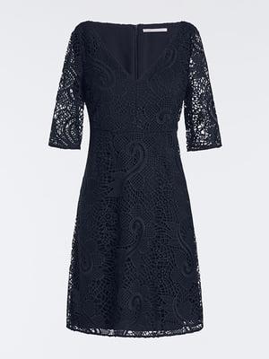 Сукня темно-синя | 4965501