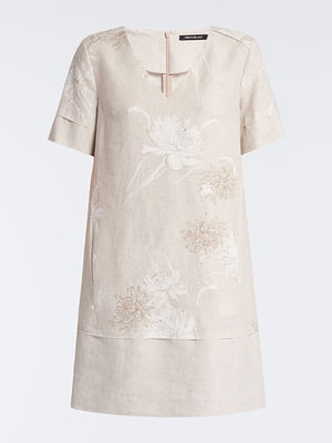 Сукня бежева | 4965561