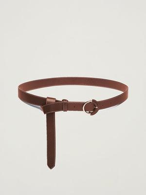 Ремінь коричневий | 4965657