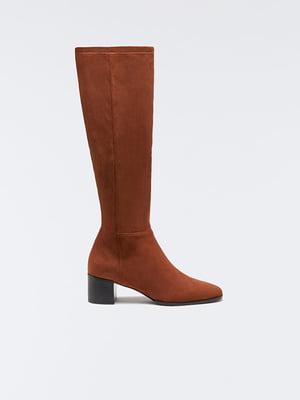 Чоботи коричневі | 4965670
