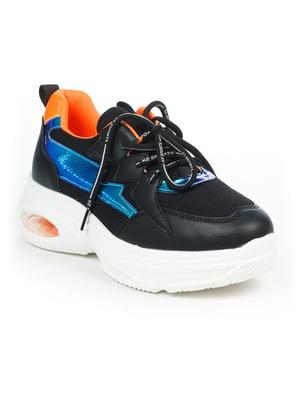 Кросівки чорні | 4915193