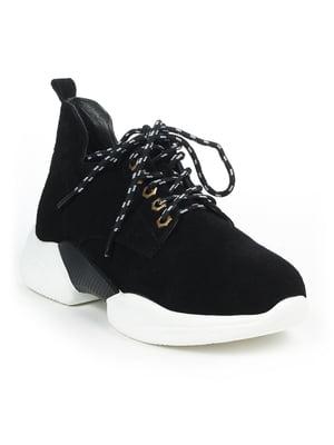 Кросівки чорні | 4915137