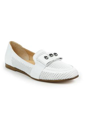 Туфлі білі | 4915023