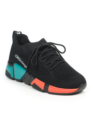 Кросівки чорні | 4915180