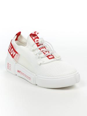 Кросівки білі | 4915192