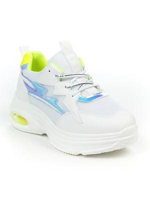 Кроссовки белые | 4915194