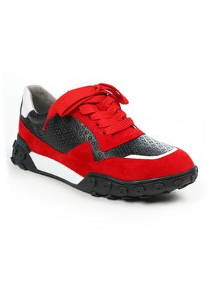 Кросівки триколірні | 4915185