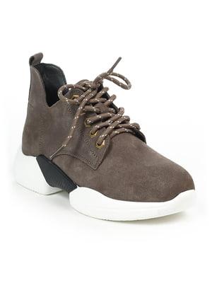 Кросівки кавового кольору | 4915138