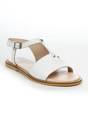 Сандалии белые | 4921887