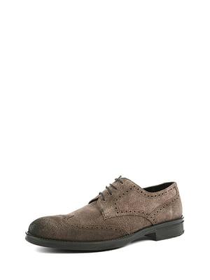 Туфли серые | 4970401