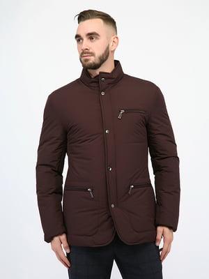 Куртка бордова | 4970413