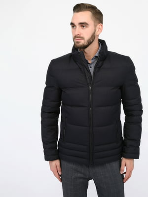 Куртка темно-синя | 4970416