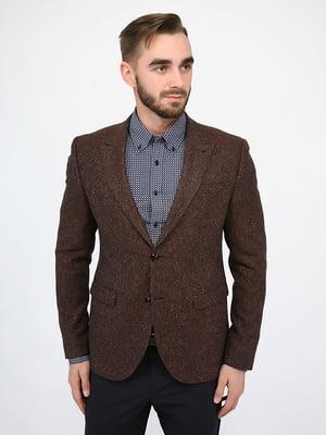 Піджак коричневий   4970419