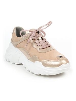 Кросівки рожеві | 4915168