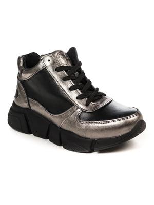 Кросівки двоколірні | 4914274
