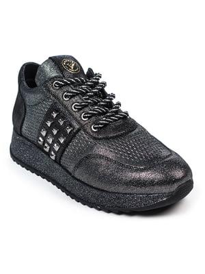 Кросівки нікелевого кольору | 4918777