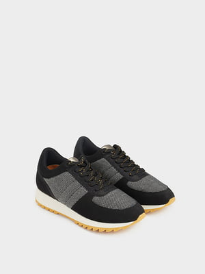 Кросівки чорні | 4896082