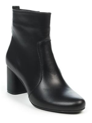 Ботинки черные | 4917483