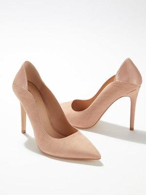 Туфли бежевые | 4970796