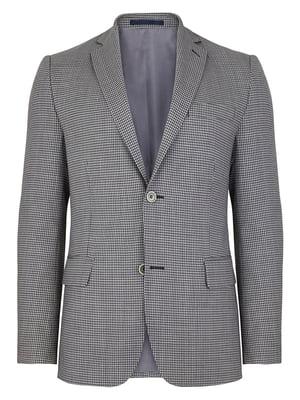 Пиджак серый | 4823026