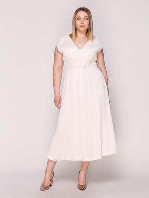 Платье розовое | 4920316