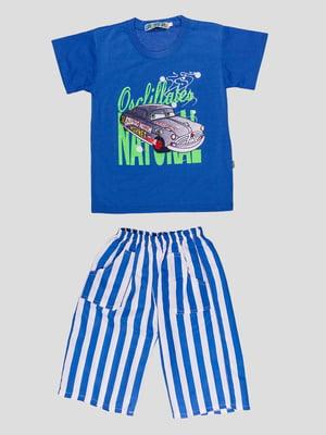 Комплект: футболка и шорты   4948666