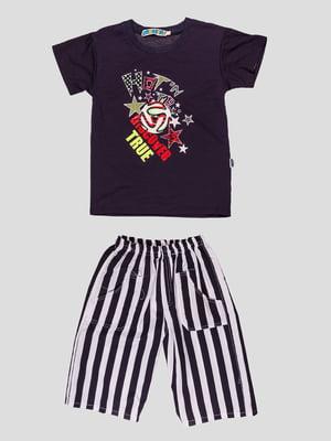 Комплект: футболка и шорты   4948646
