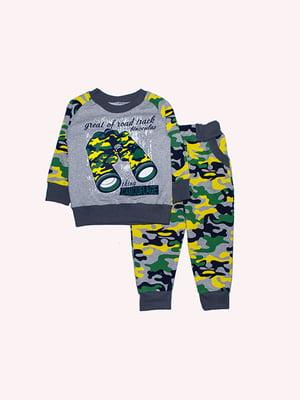 Комплект: джемпер і штани | 4971393
