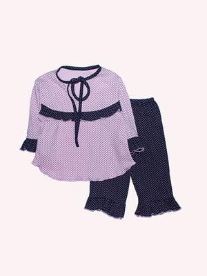 Піжама: джемпер і штани | 4971421