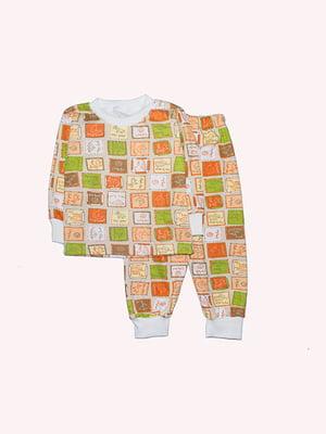 Пижама: джемпер и брюки   4971483
