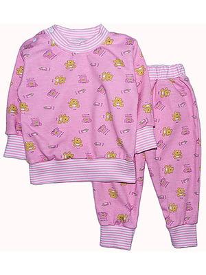 Комплект: джемпер і штани   4971576