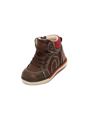 Ботинки коричневые | 4919119