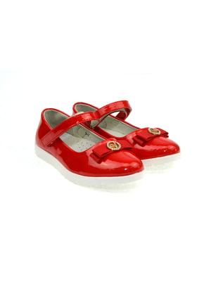 Туфлі червоні | 4965297