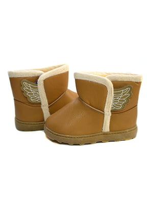 Ботинки коричневые   4965300