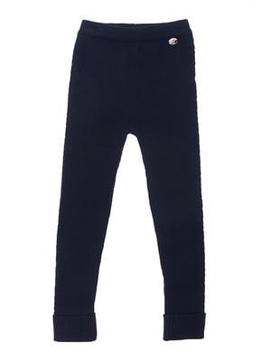Рейтузы темно-синие | 4971318