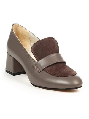 Туфли цвета мокко | 4965342