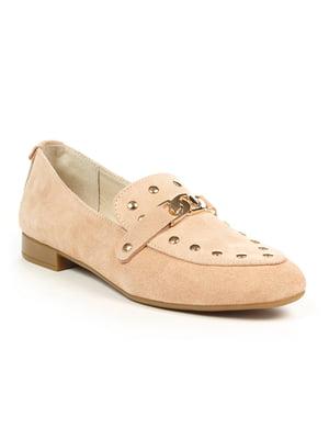 Туфлі бежеві | 4965337