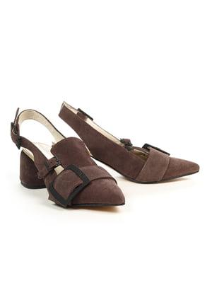 Туфли цвета мокко | 4965343