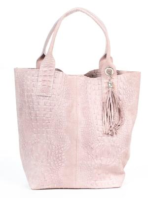 Сумка рожева | 4932531