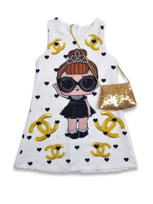 Комплект: сукня і сумка | 4975012