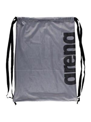Рюкзак серебристый | 4651221
