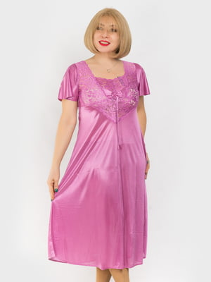 Пеньюар рожевий | 4975301