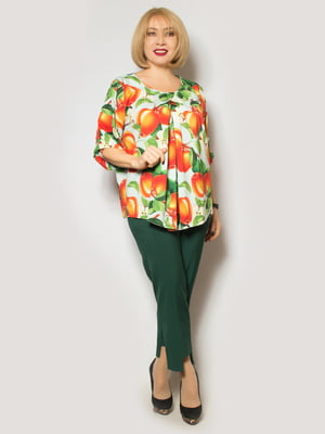 Комплект: блуза і штани | 4975320