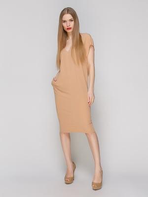Сукня бежева | 4911272