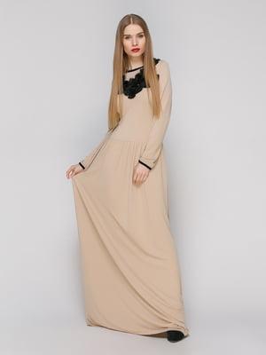 Сукня бежева | 4911285