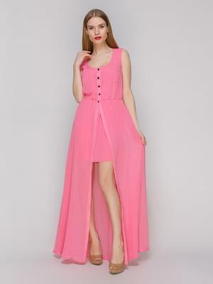 Сукня рожева | 4911128